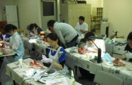 歯周病からインプラントまで応用できる外科の研修