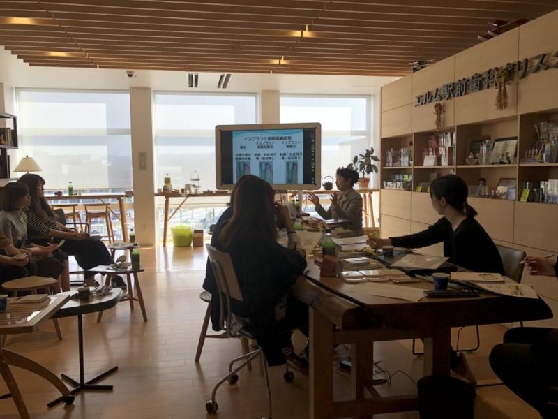 メインテナンスについての講習会-あしたばデンタルクリニック公式サイトのブログ
